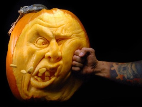 14 Halloween pumpkins that put your carving efforts to shame