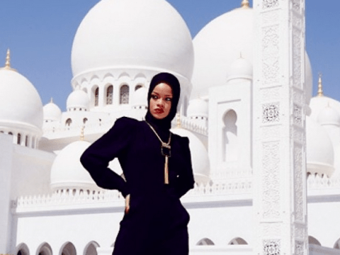 From naked Lady Gaga to Rihanna's mosque shock: The sauciest celebs of 2013