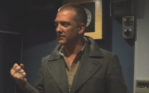 Queens of the Stone Age singer Josh Homme 'auditions' to be R2-D2 in Star Wars Episode 7