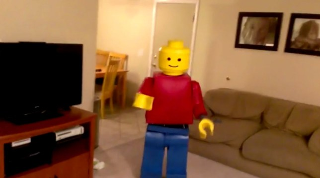 Lego Man Halloween Costume.Halloween Costume Ideas Lego Man Could Be Best Outfit Ever