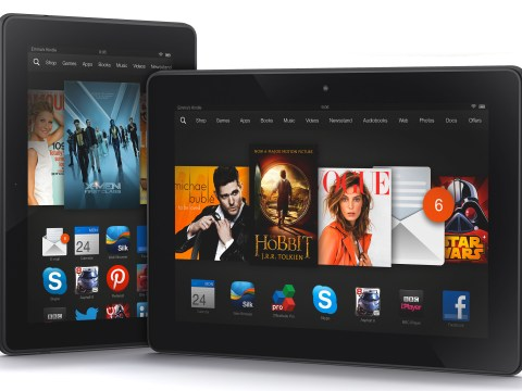 Amazon reveals new Kindle Fire tablets for UK