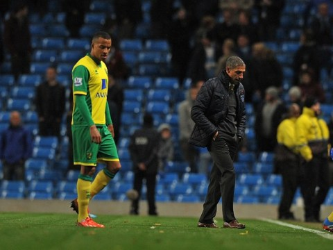 It's down to the Norwich City players to save Chris Hughton by beating West Ham