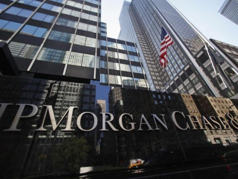 JPMorgan to pay £8billion over bank 'cover-up'