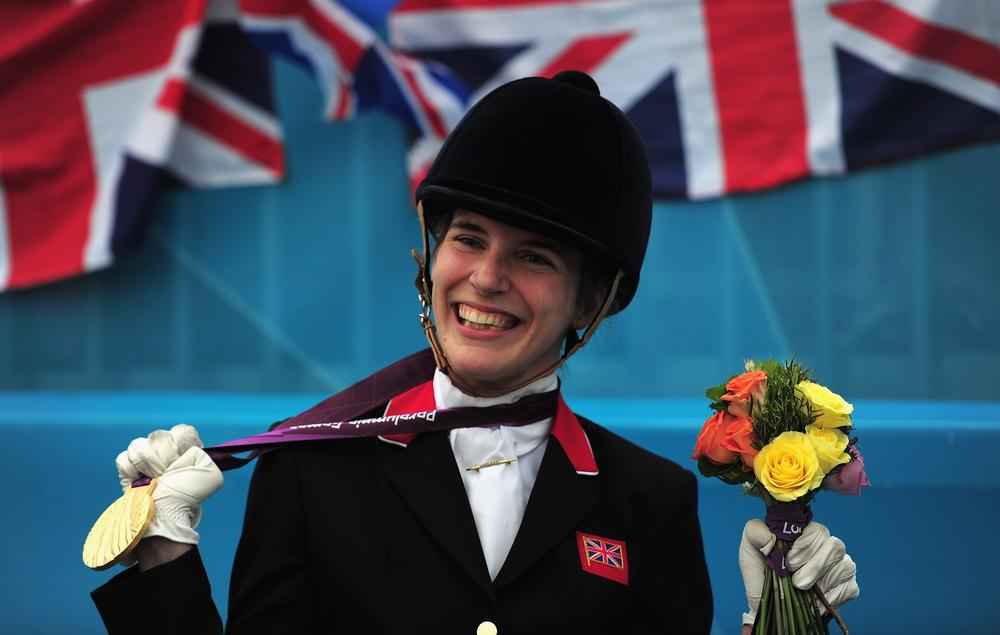 Paralympic gold medalist Sophie Christiansen fears coalition disability welfare cuts