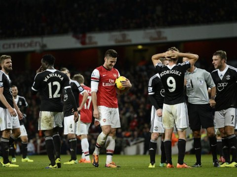 Defeated Southampton still show their class at Arsenal