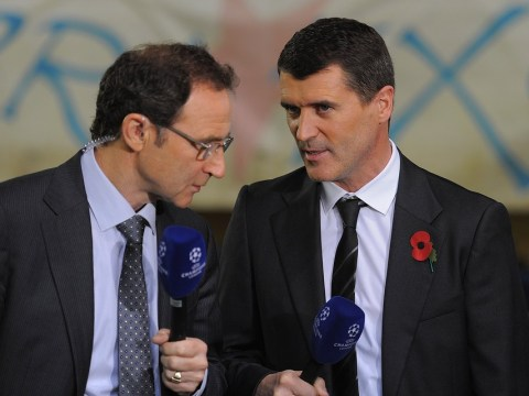 Martin O'Neill calls Roy Keane his 'bad, bad cop' as Ireland duo give first interview