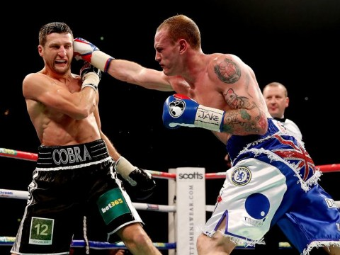 Carl Froch v George Groves II at Wembley Stadium could be Britain's biggest-ever fight