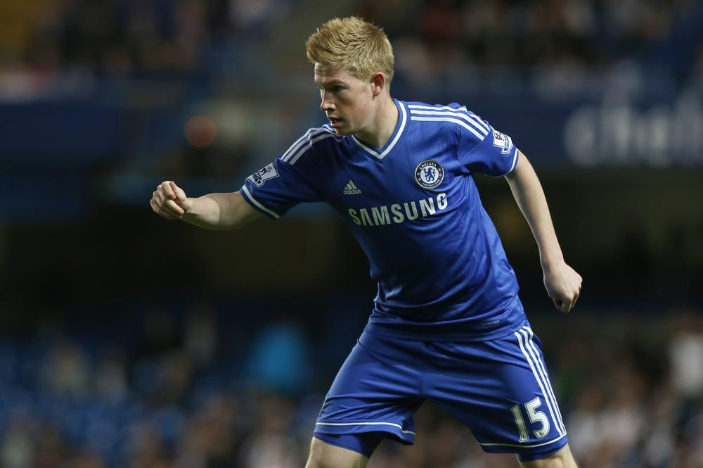 Kevin De Bruyne says Jose Mourinho refused to sell him to Borusia Dortmund as he couldn't get Robert Lewandowski