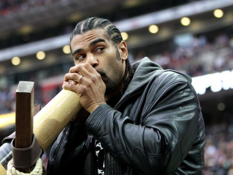 The Tipster: David Haye poised to switch from the ring to the big screen after injury halts his boxing career