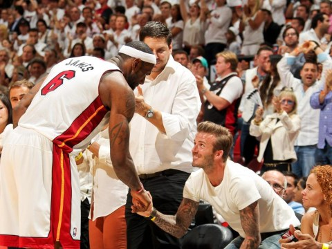 David Beckham enlists help of NBA superstar LeBron James to launch Miami MLS franchise