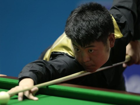 Liang Wenbo admits he rushed as golden chance for snooker's 100th 147 goes abegging at UK Championship