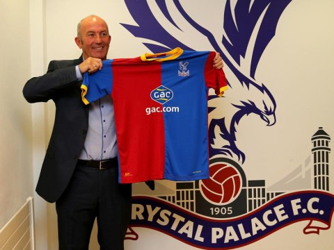 Tony Pulis: I wouldn't have joined Crystal Palace if I thought we would be relegated