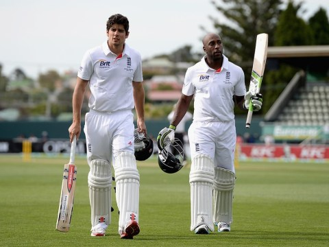 Alastair Cook and Michael Carberry flay Aussies as England stumble upon winning Ashes combination