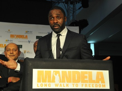 Idris Elba: 'A little trust can change lives forever'