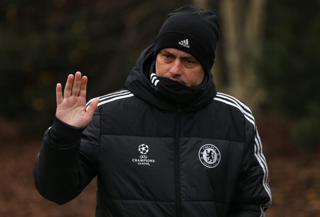 Jose Mourinho has been given the green light to sign Suarez (Picture: Reuters)