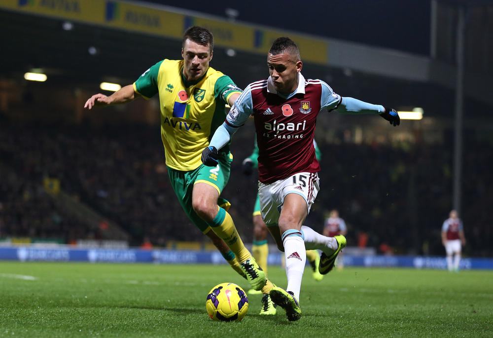 Believe the hype about West Ham's Ravel Morrison – so how long will he be a Hammer?