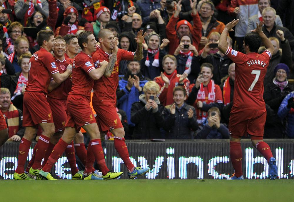 The day Liverpool proved they are genuine Premier League title contenders