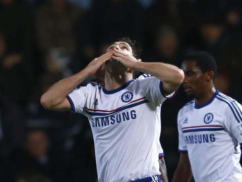 Frank Lampard not worried by long-term Chelsea future