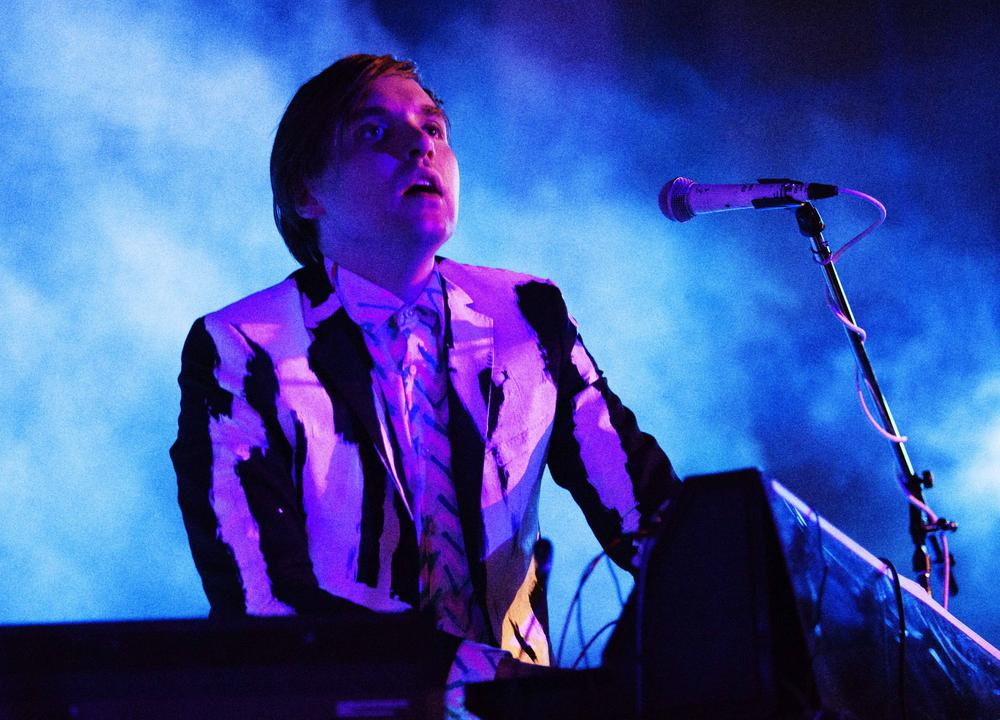 Arcade Fire's Win Butler claims fancy dress policy at Roundhouse helped fans 'get laid'