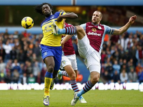 Concrete Ron Vlaar the brick wall at the heart of Aston Villa's improving defence