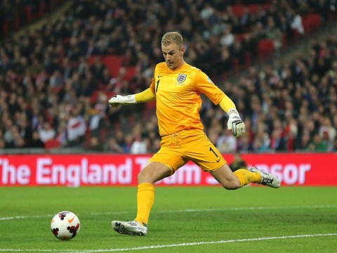 Fraser Forster or John Ruddy will have chance to impress for England as Joe Hart starts on bench