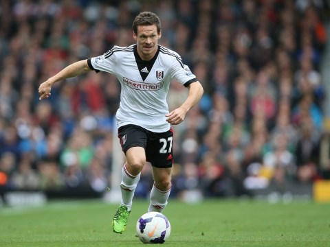 Fulham's Sascha Riether charged by FA after Adnan Januzaj 'stamp'