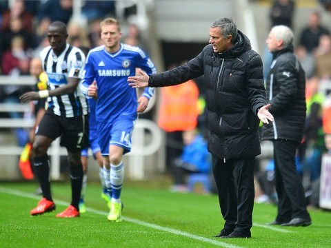Jose Mourinho's changes leave a lot to be desired as Newcastle sink Chelsea