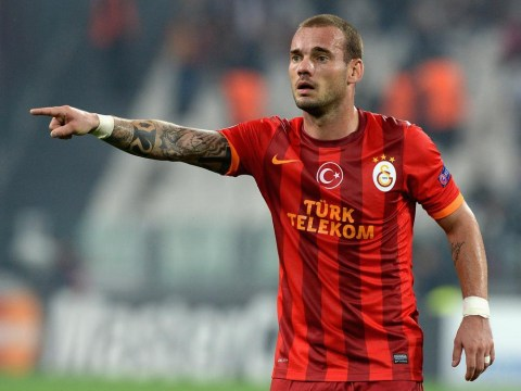 Manchester United to use star duo as bait in bid to sign Wesley Sneijder