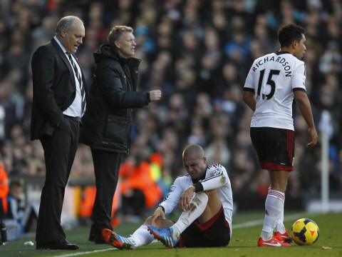 More tactical mishaps from Martin Jol leave Fulham exposed against Manchester United