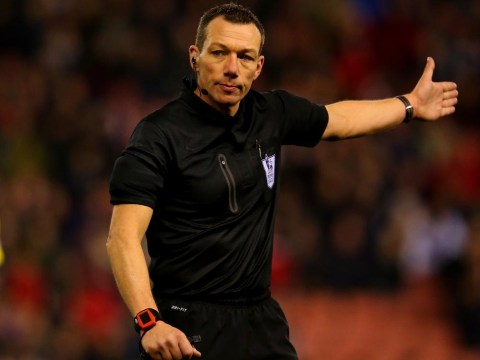 You don't know what you're doing! Top Club Metro criticisms of referee Kevin Friend