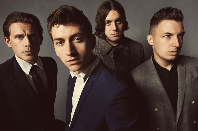 Arctic Monkeys are nominated for 8 NME Awards (Picture: Zackery Michael)
