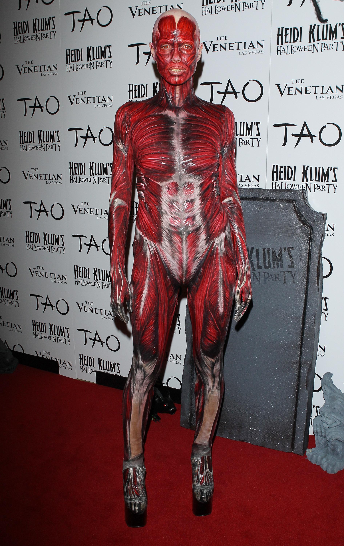 Gallery: Heidi Klum's best Halloween costumes