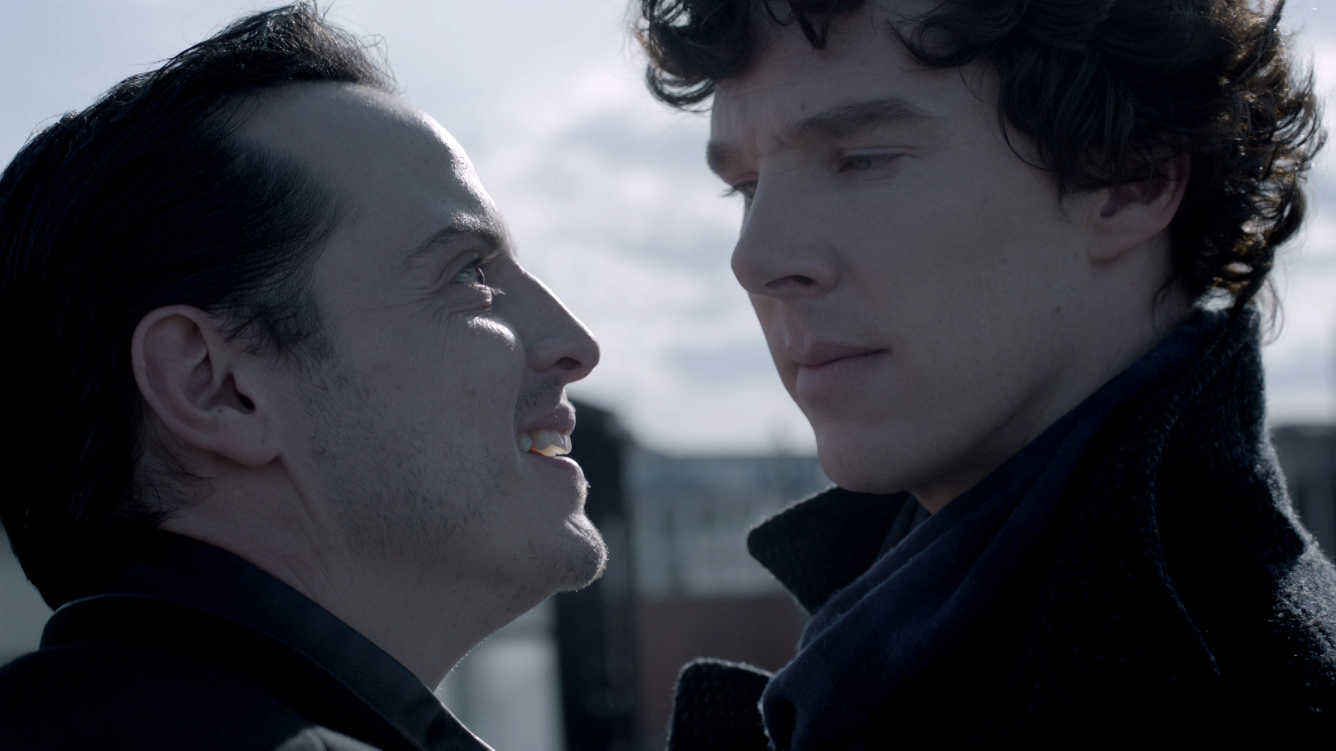 Sherlock: Jim Moriarty – redefining the original supervillain