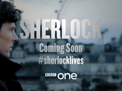 #SherlockLives: Sherlock, series three, and social media
