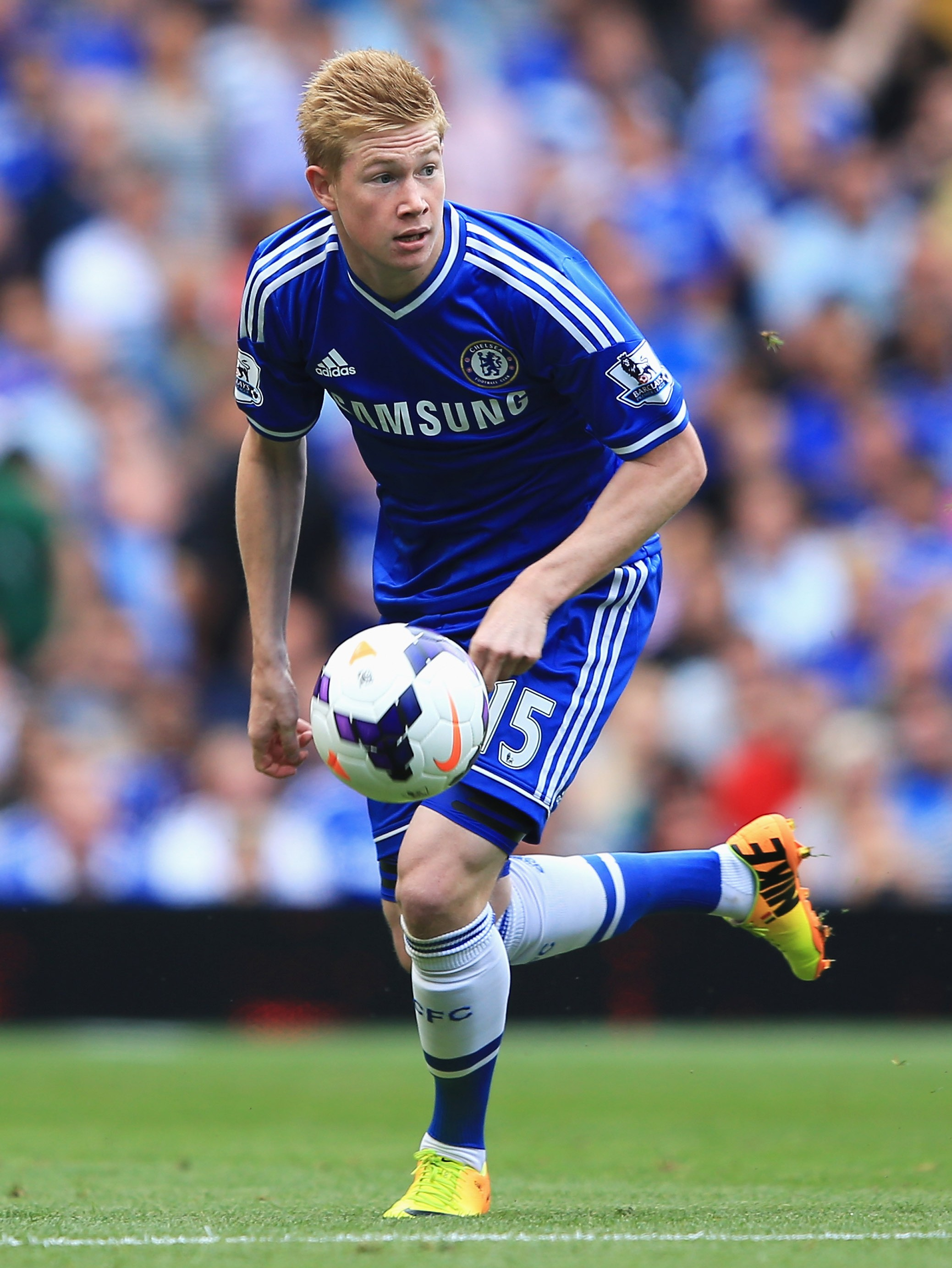 Anderlecht confirm talks with Chelsea over signing Kevin de Bruyne