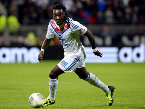 West Ham set to beat Newcastle to Lyon striker Bafetimbi Gomis