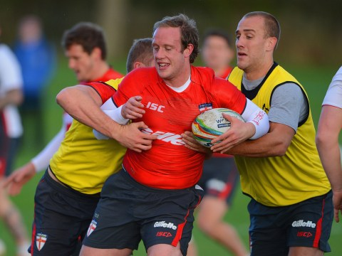Chris Hill determined to make his mark against 'world's best' New Zealand