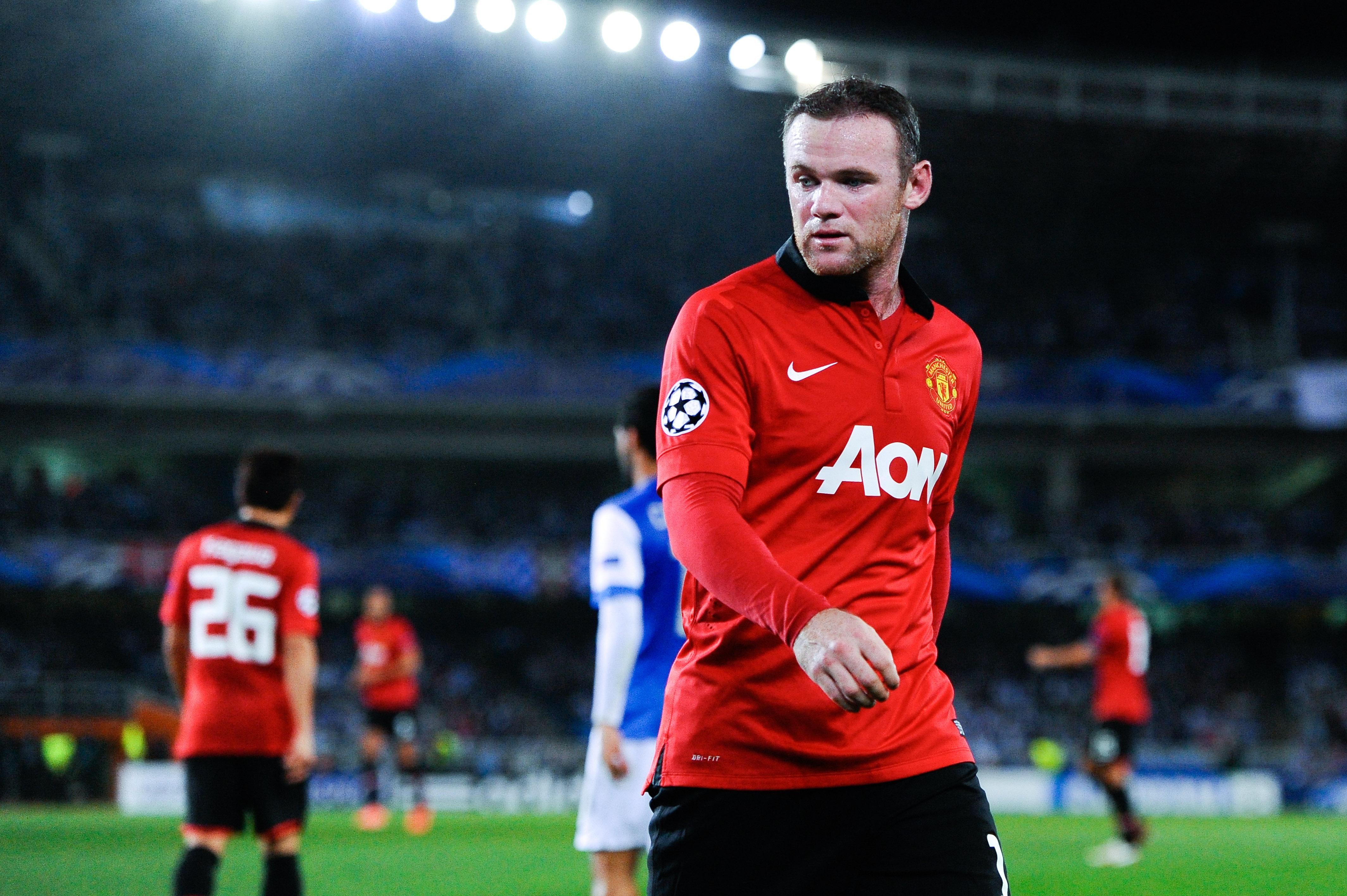 Real Sociedad de Futbol v Manchester United - UEFA Champions League