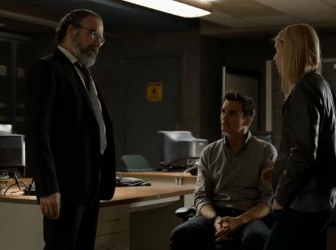 Homeland series 3 episode 8 – A Red Wheelbarrow