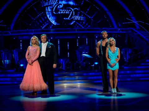 Ben Cohen waves goodbye to Strictly Come Dancing as Mark Benton survives a third week in the dance-off