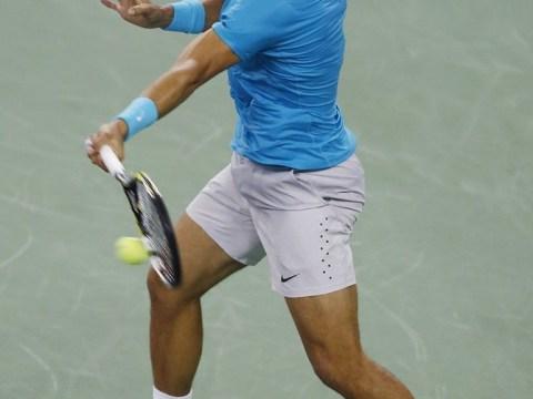 Rampant Rafael Nadal surges past David Ferrer in front of an awe-inspired 02 crowd