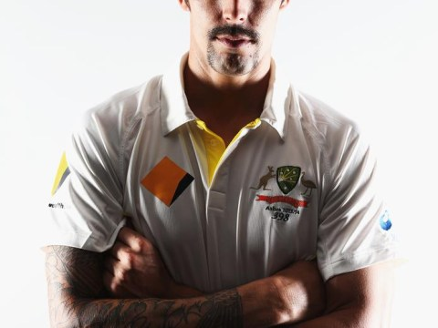Mitchell Johnson brands Barmy Army song 'catchy' and says abuse won't derail his Ashes comeback