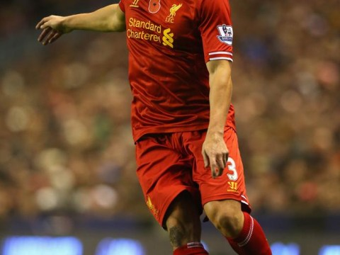 Liverpool setback as boss Brendan Rodgers confirms Jose Enrique requires knee surgery