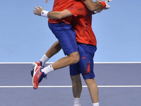Fernando Verdasco and David Marrero upset doubles kings the Bryan brothers at the O2
