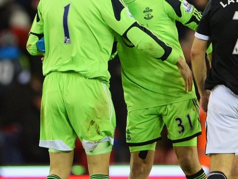 Artur Boruc apologises to Southampton fans after gaff at Stoke City