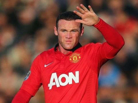 Wayne Rooney can captain Manchester United, says boss David Moyes