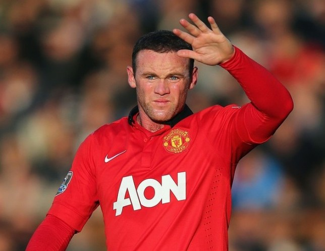 Wayne Rooney has been tipped to lead Manchester United (Picture: Getty Images)
