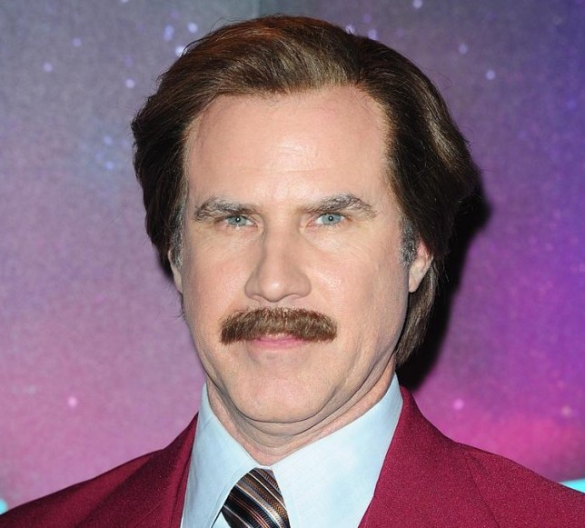 Ron Burgundy will turn his talents to curling (Picture: PA)