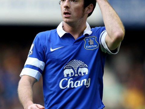Everton's Leighton Baines could miss six weeks with broken toe – or he might be back in ten days!