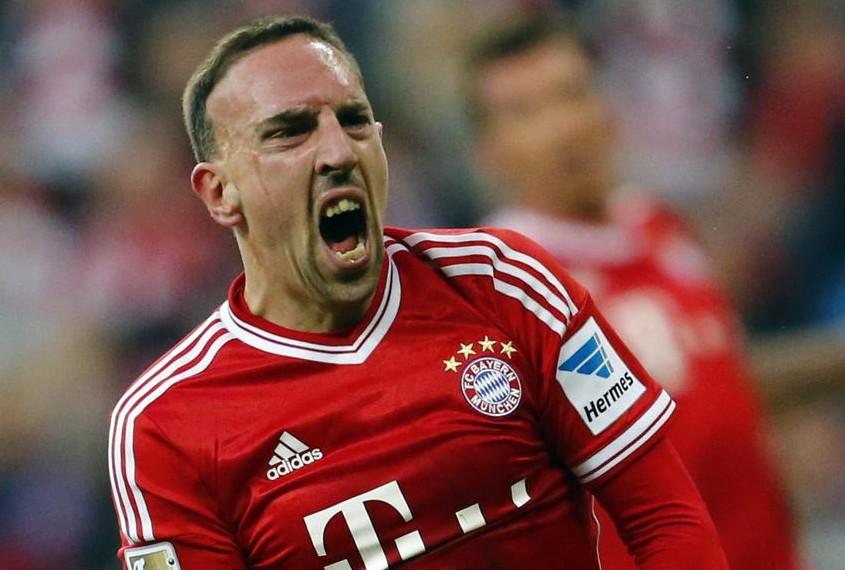 Franck Ribery: I should have won Ballon d'Or, awarding it to Cristiano Ronaldo was political